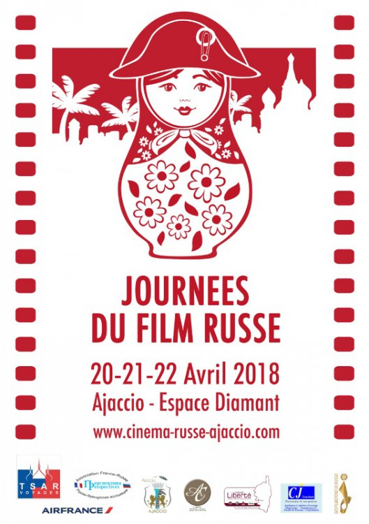 LES JOURNEES DU FILM RUSSE
