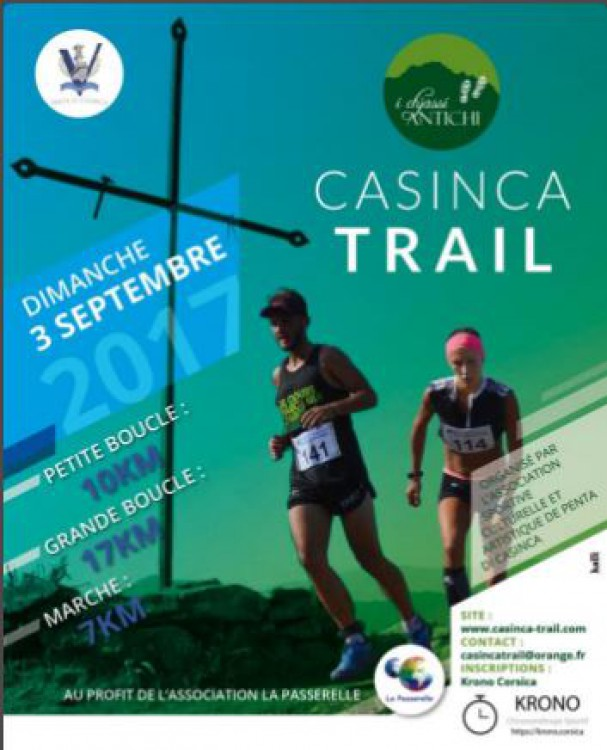 TRAIL DE LA CASINCA