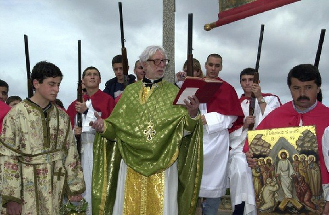 EASTER FESTIVALS - PASCAL CEREMONIES OF CARGESE