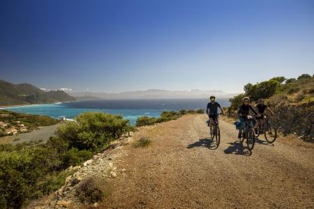 Le vélo et le VTT en Corse