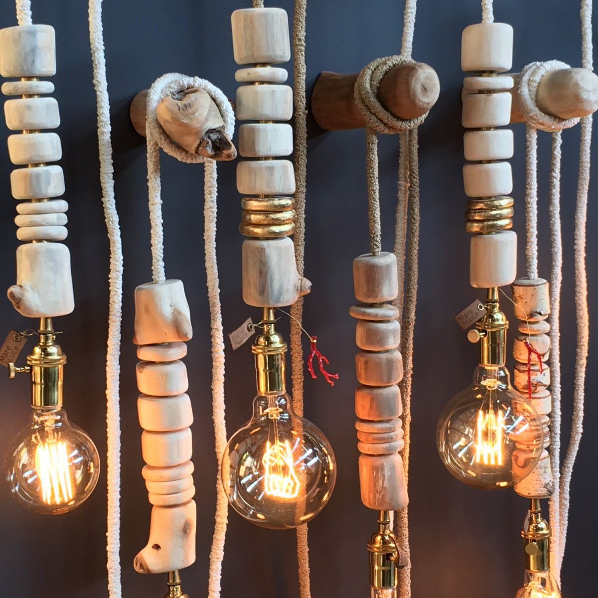Lighting From The Sea Mare Luce Design Corsica Travel